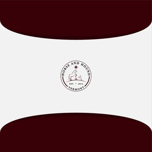 Logo Horse and Hound