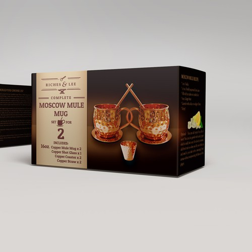 Retail Product - Package Design