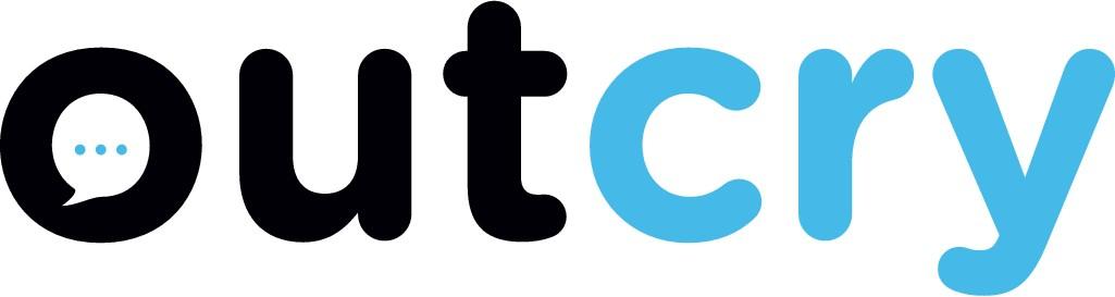 Logo Illustration for Outcry