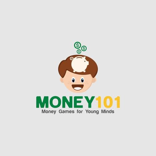 Bold Logo Concept for Kids Program