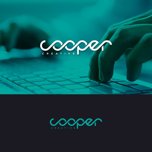 logo for cooper creative