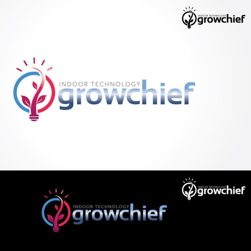 Grow Chief Logo