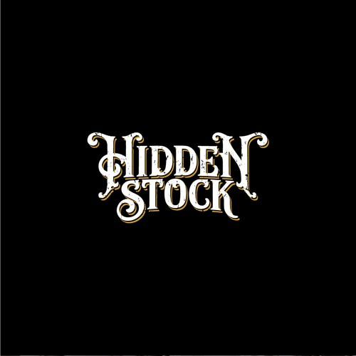 Outstanding Logo for Hidden Stock