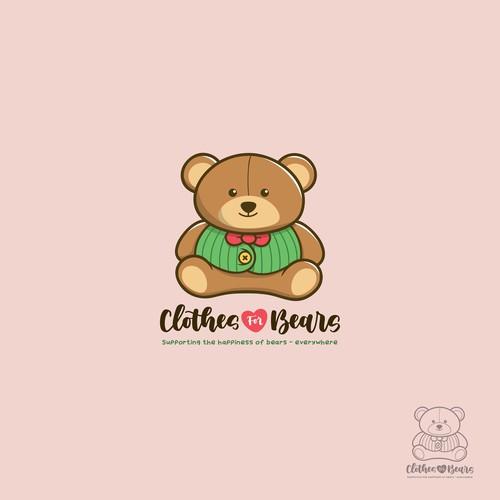 Teddy Bear in Suit