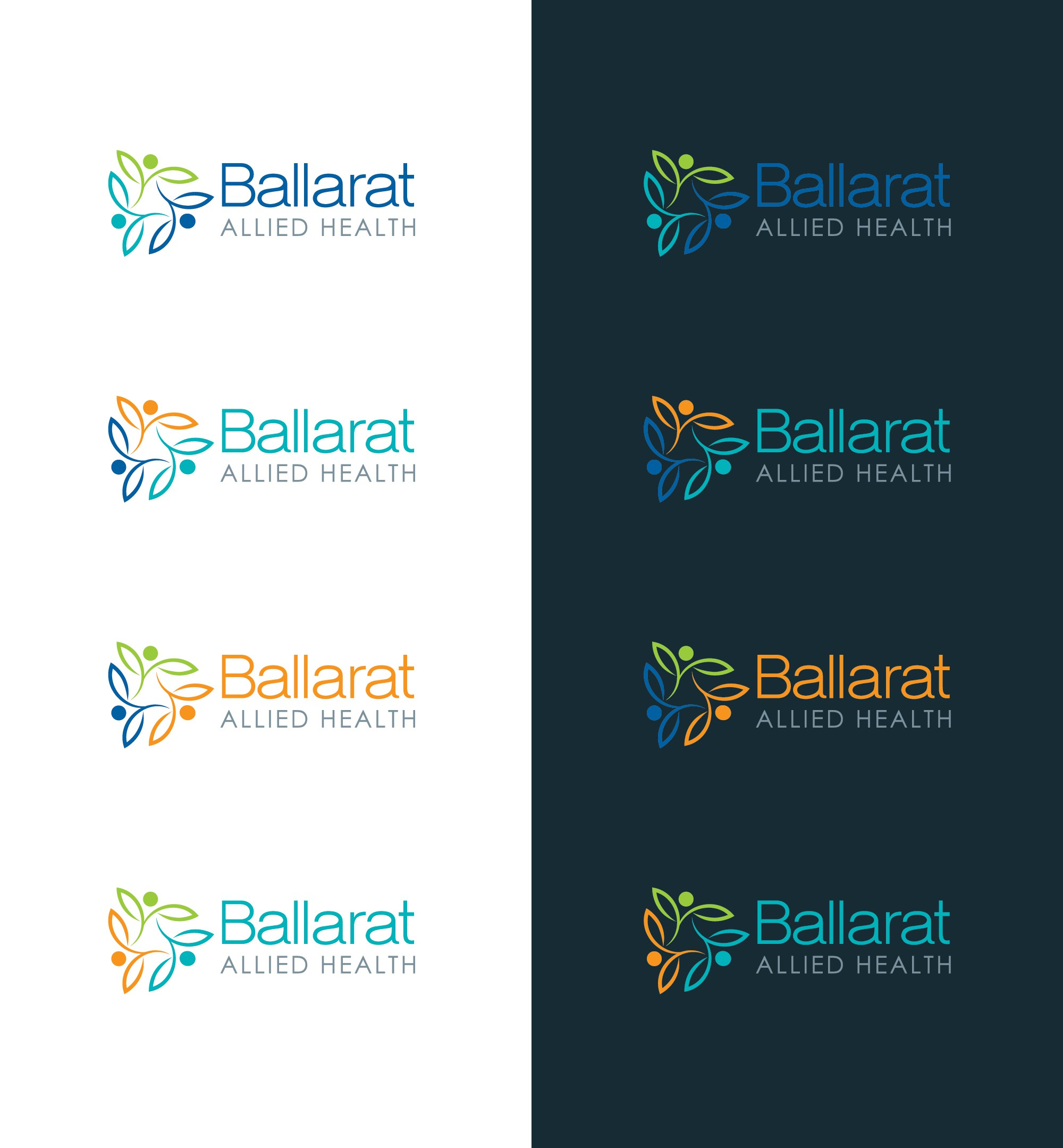 Create a clean & contemporary logo for a new & progressive allied health business