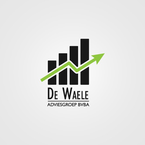 Make the new logo for De Waele Adviesgroep