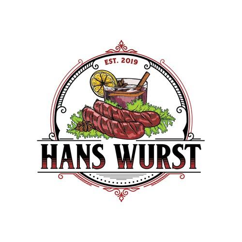 Glühwein, Bratwurst, Grünkohl