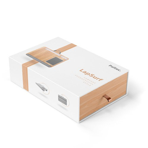 Sleek Box Design