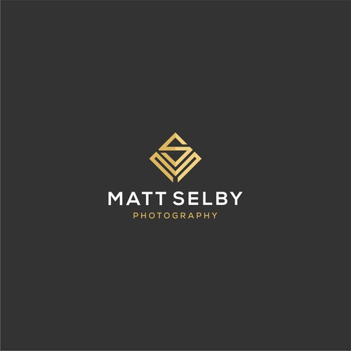 Logo concept for Matt Selby Photography
