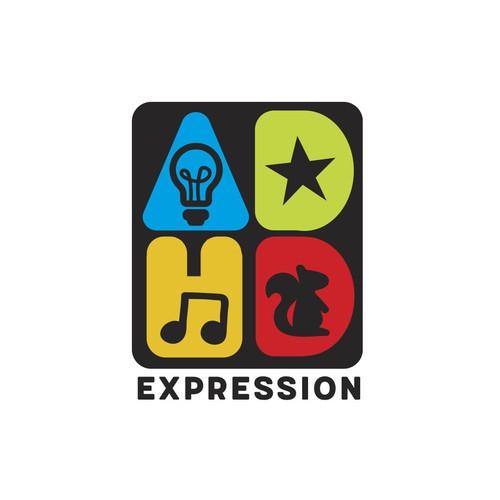 Oohhh Shiny Illustration Logo