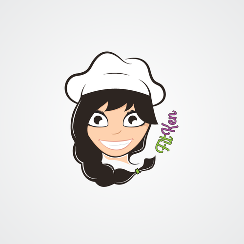 Illustration for a cook and lifestyle Youtube channel