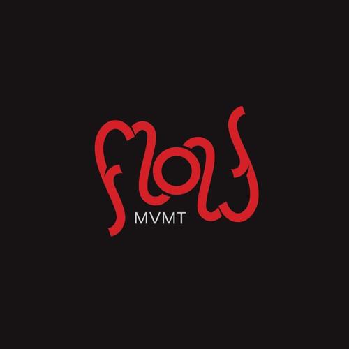 "Ambigram ""Flow"""