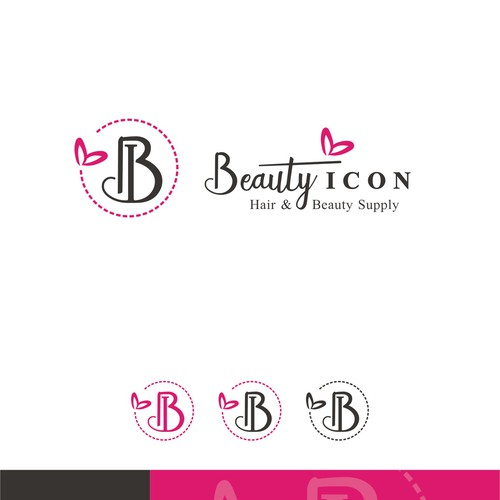Logo for brick & mortar store for beauty items
