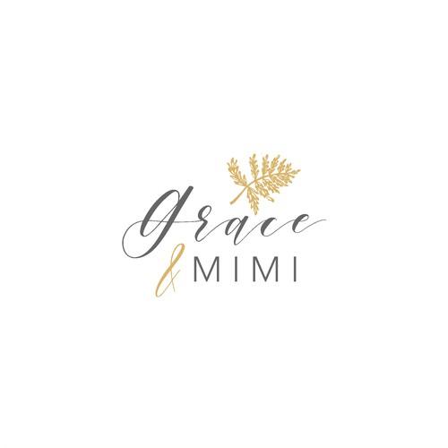 Grace & Mimi Logo Deisgn