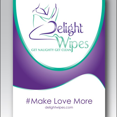 delight wipes label