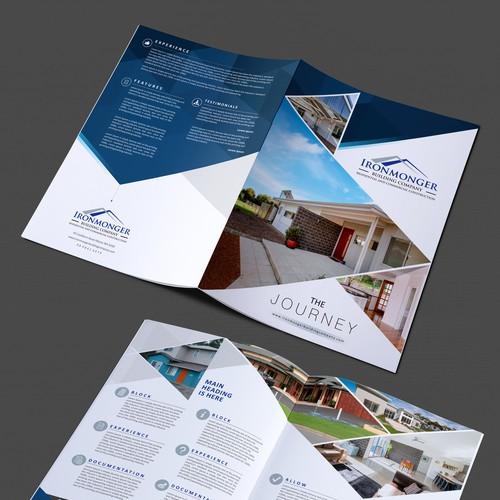 IBC Brochure Design