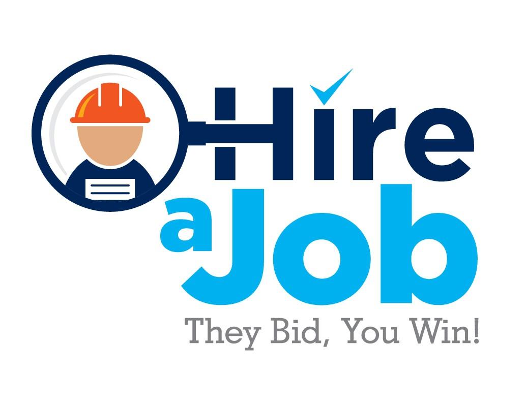 Hire A Job, Home Improvement Site - Logo Design!