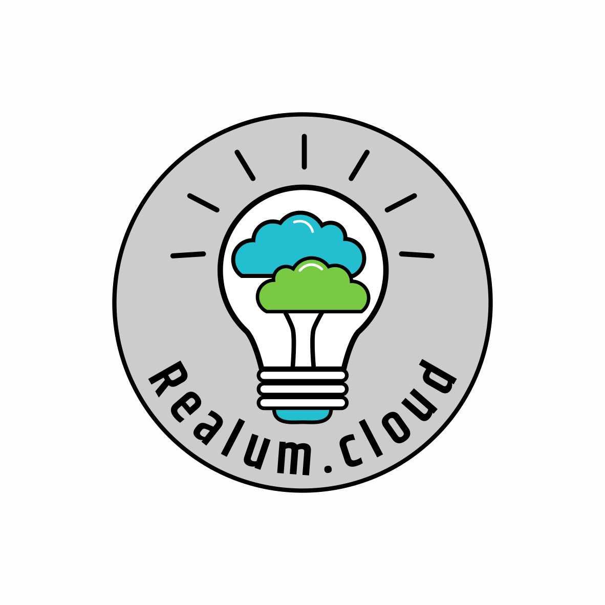 Optimizing Realum.cloud Logo