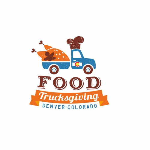 Logo for Food Trucksgiving