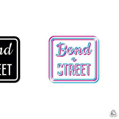 Redesign Bond Street logo