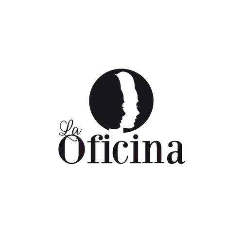 Create a classic,elegant and stylish logo for the fashion brand called''La Oficina'