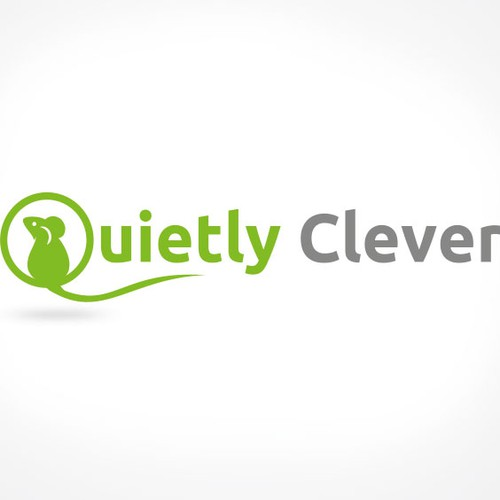Help Quietly Clever with a new logo