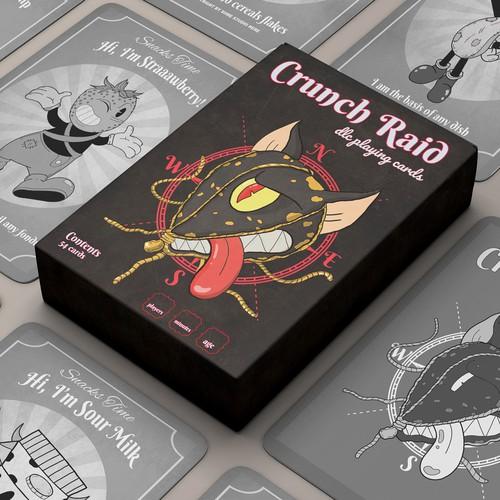 Card design and illustration