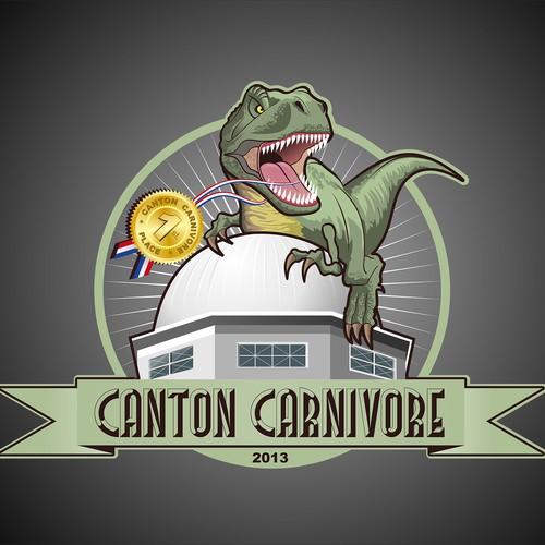 Be our hero!! Create a fun, original logo for the Canton Carnivore