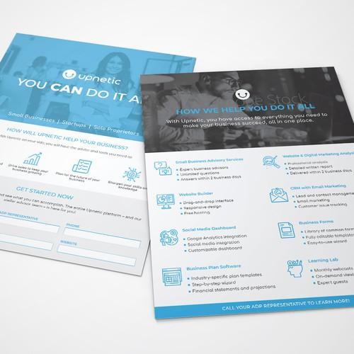 Flyer & Interactive PDF