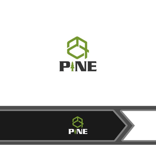 logo concept for 27 PINE