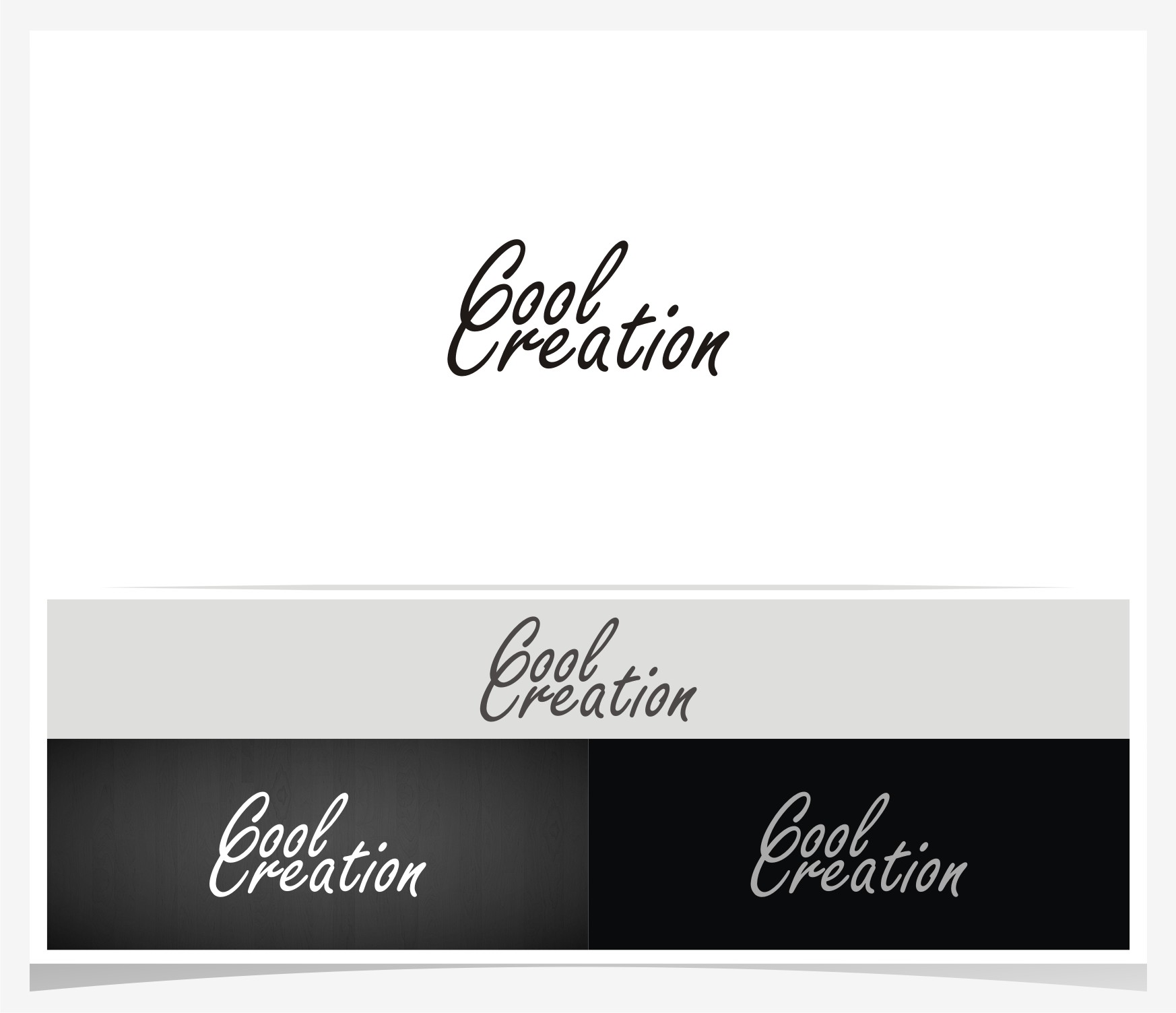 CoolCreation needs a new logo