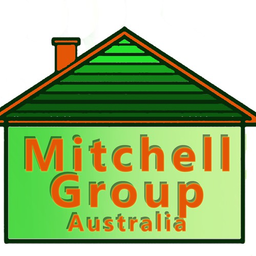 Bold logo design for Mitchell Group