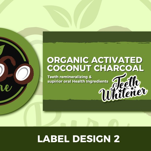 Coco pure label design 2