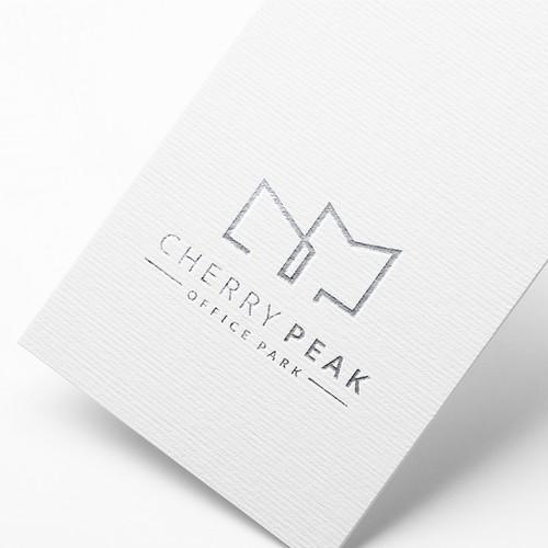 Clean Logo for Modern Office Park