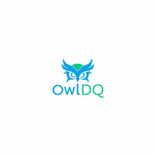 Owl head to symbolize intelligence