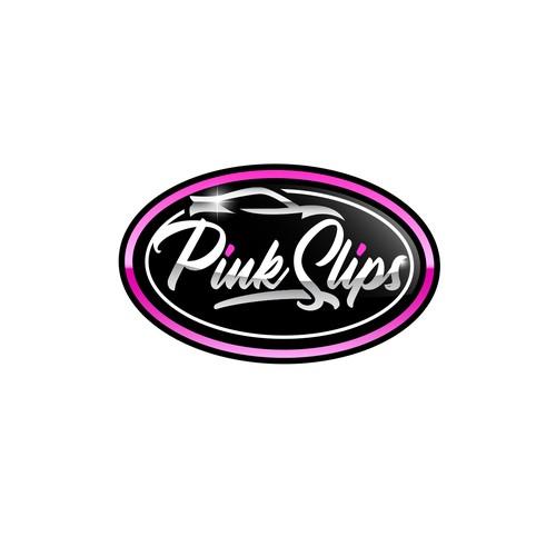 Pink Slips Logo