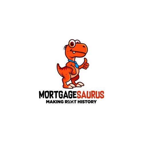 mortgagesaurus design concept