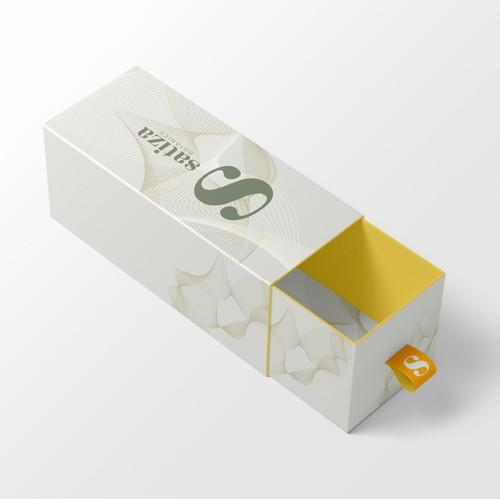 CBD Cosmetics Brand Packaging