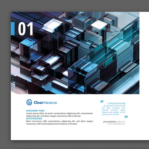 White Paper Design