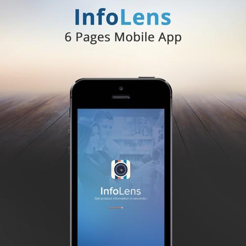 InfoLens UI Contest