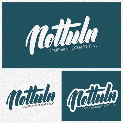 Logo concept for Nottuln