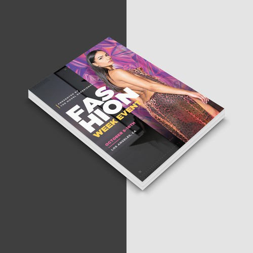 Fashion Poster Design