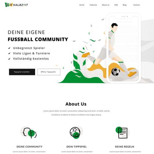 Succer website