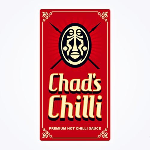 Chad's Chilli needs a logo