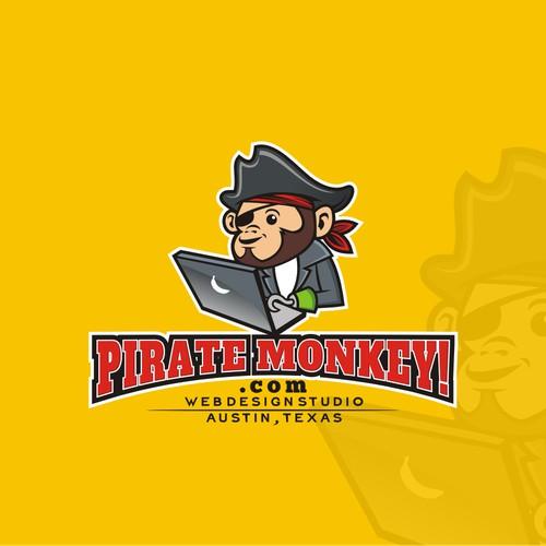 pirate mongkey