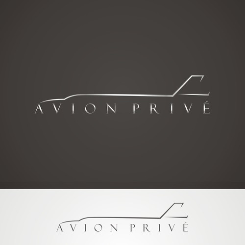 brand identity of avion prive