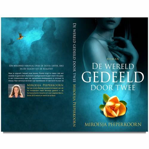 Book cover De wereld gedeeld door twee