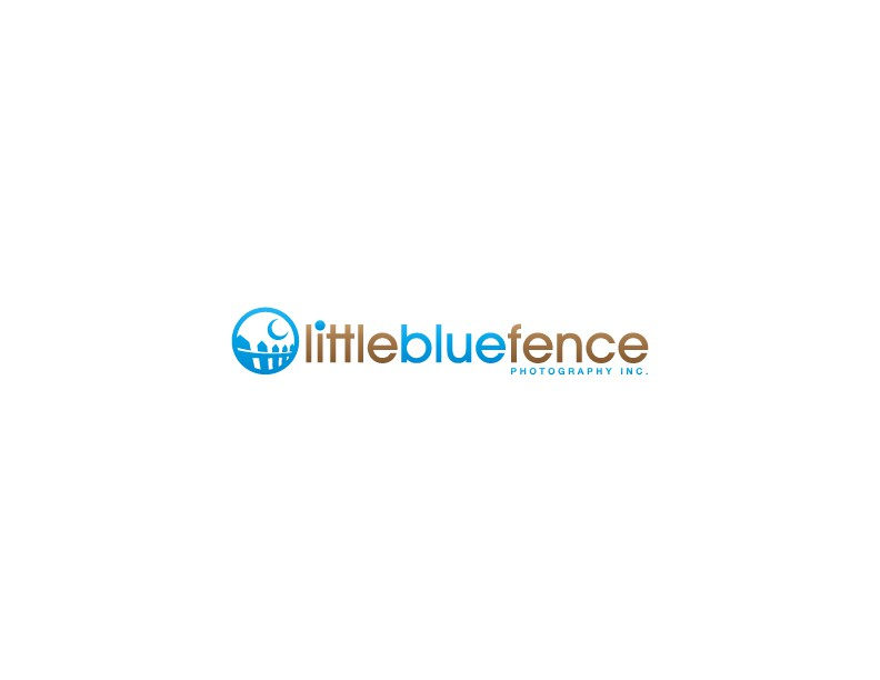 little blue fence photography Inc. needs a new logo