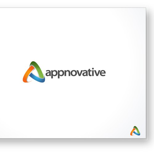 Help Appnovative with a new logo