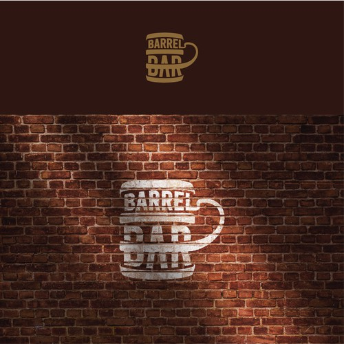 Barrel Bar logo Enties